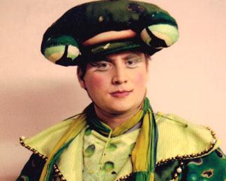 Олег Романовский